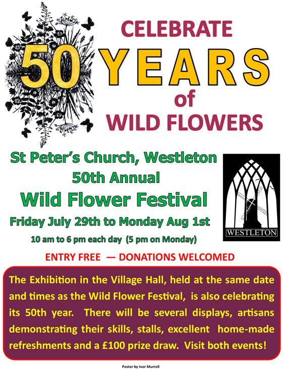 Westleton-Wild-Flower-Festival-Poster