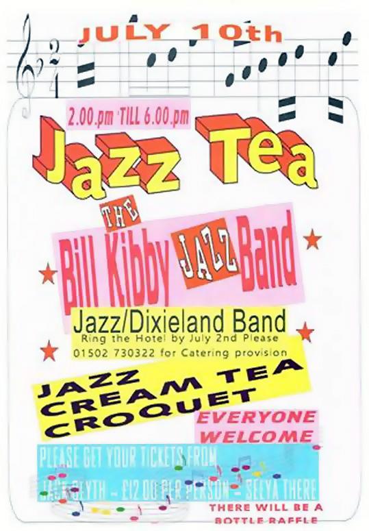 jazz tea
