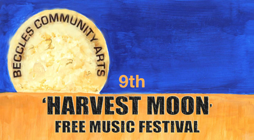 Beccles Harvest Moon Music Festival 2016