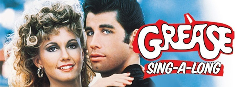 GREASE SING A LONG