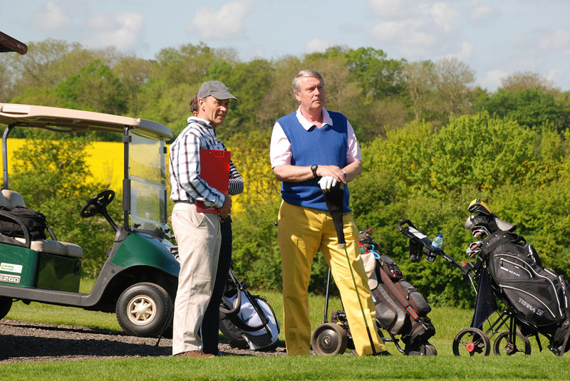 Wanted: golfers to tee off at special Halesworth Community Nursing Care Fund charity event