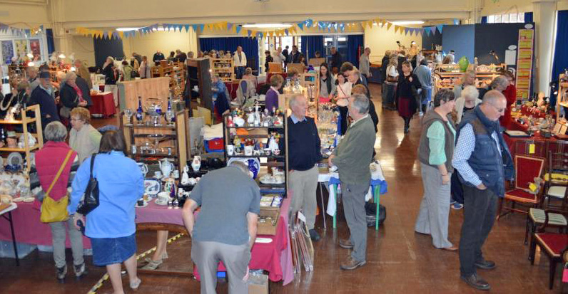 Aylsham Rotary Annual Antiques