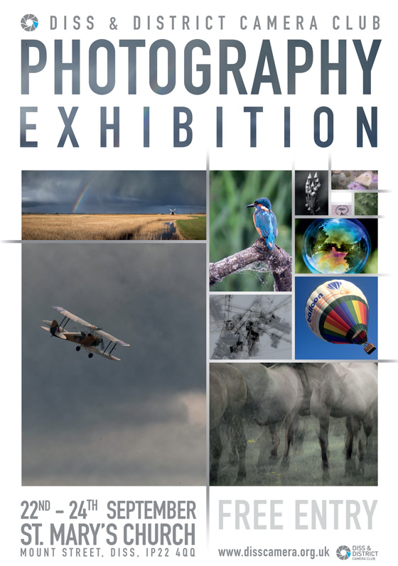 diss camera club exhibition