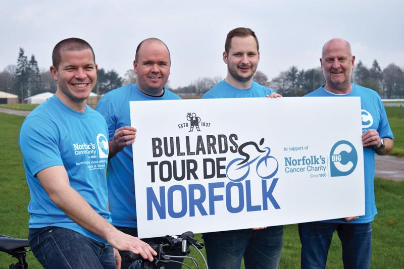 Bullards Tour de Norfolk