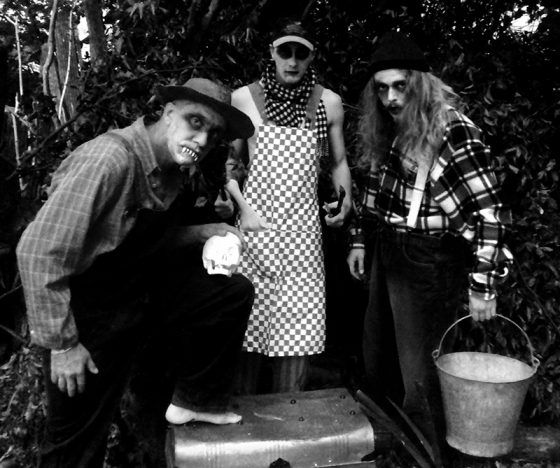 Hillbilly Halloween Party
