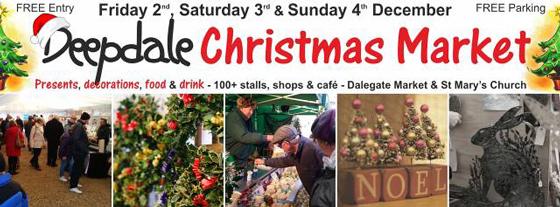 Deepdale Christmas Market 2016