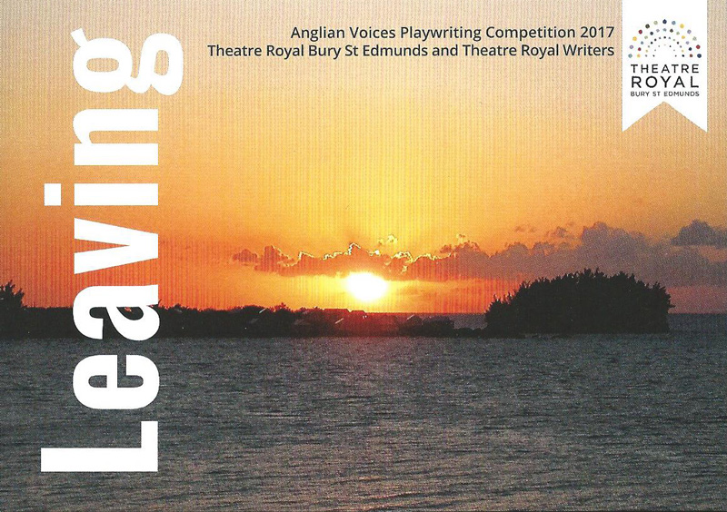 Anglian Voices Playwriting Competition 2017