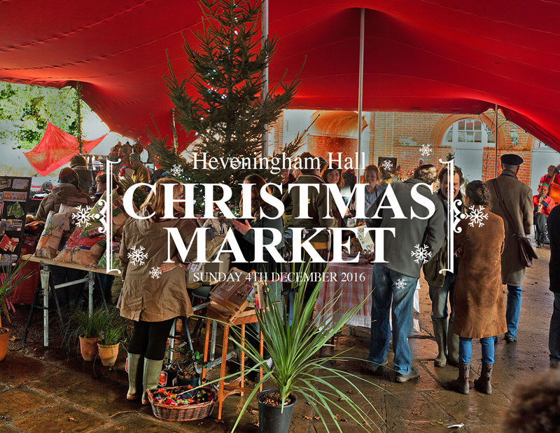 Heveningham Hall Christmas