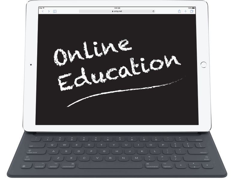 online-] education
