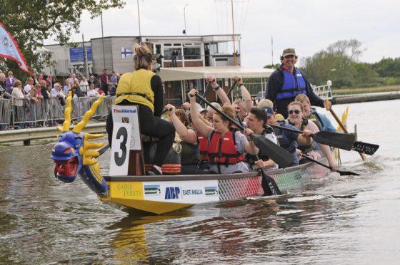 11th East Anglian Dragon Boat Festival