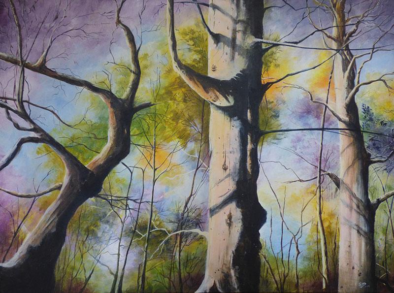 Sandra Derry Art Exhibition