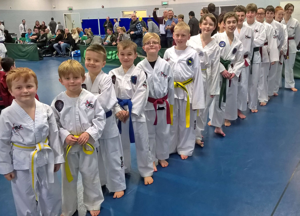 Eastern Area Taekwondo