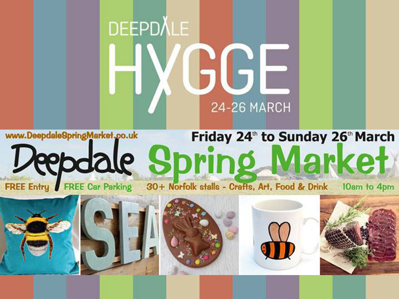 North Norfolk Coast Hygge Fair