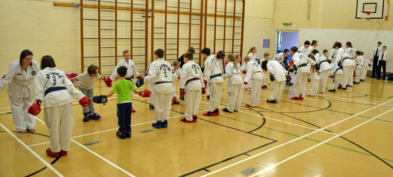 Taekwondo clubs