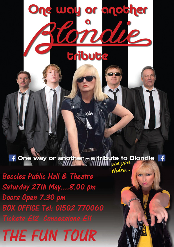 Blondie tribute