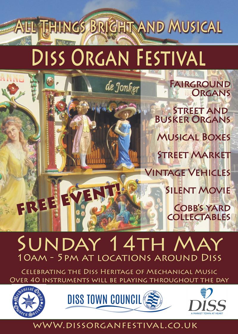 Diss Organ Festival
