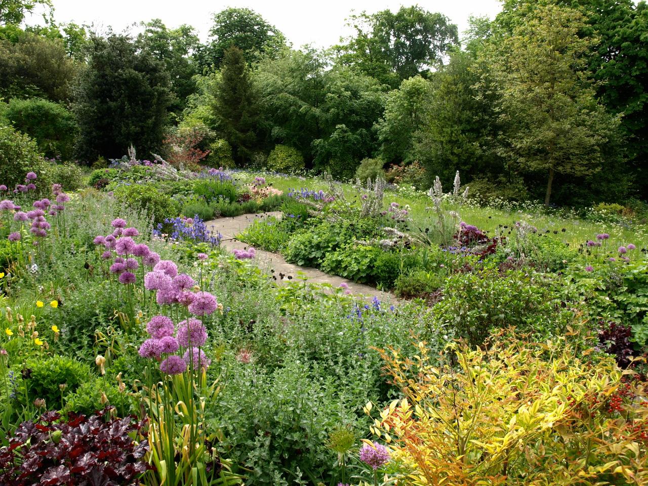 National Garden Scheme Warborough House