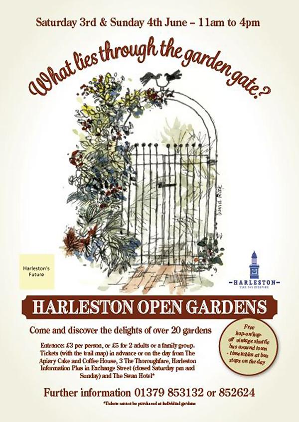 harleston open gardens