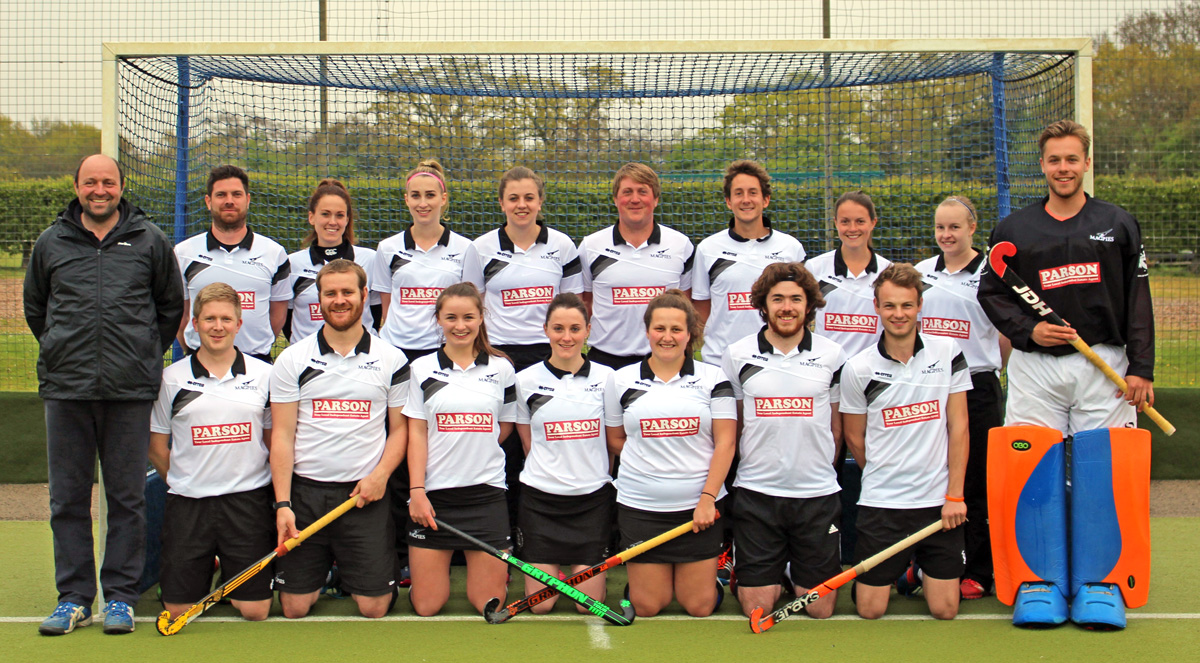 Harleston Magpies Mixed team