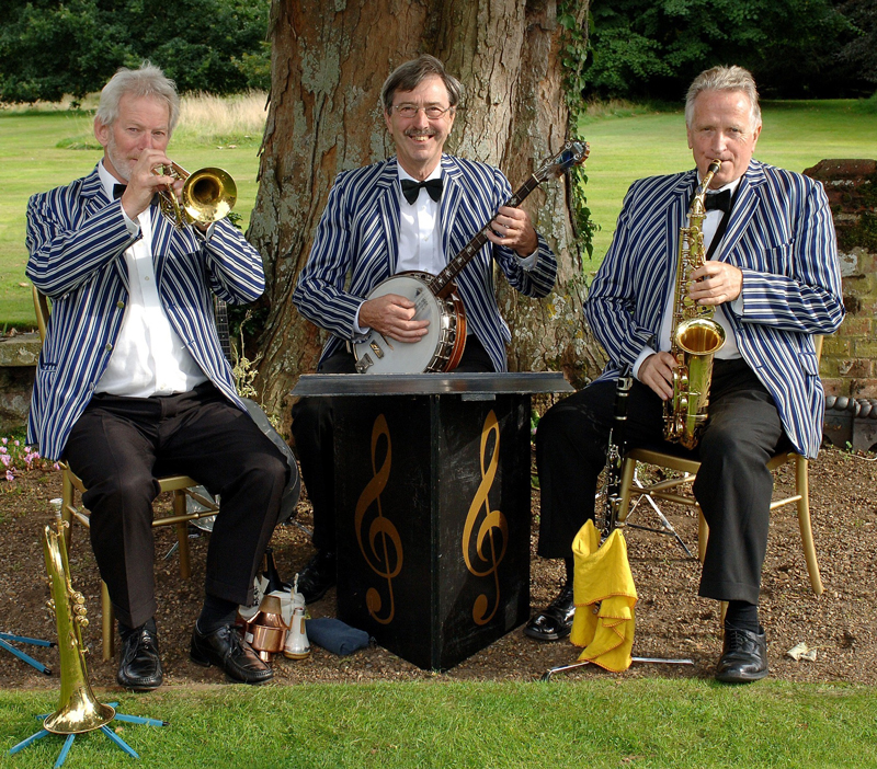 The Classic Dixieland Trio