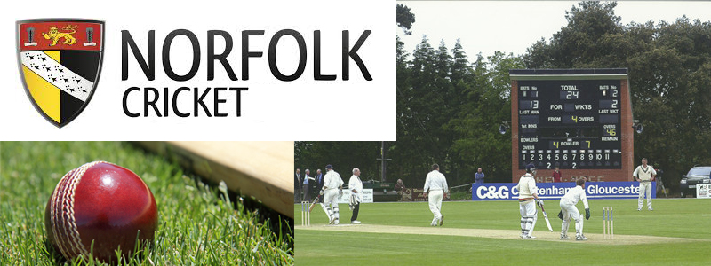 norfolk cricket