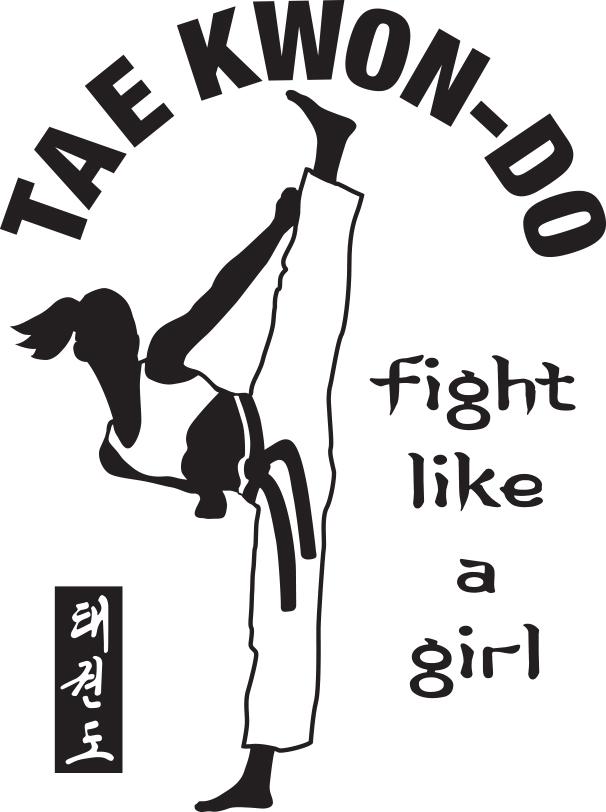 taekwondo for ladies
