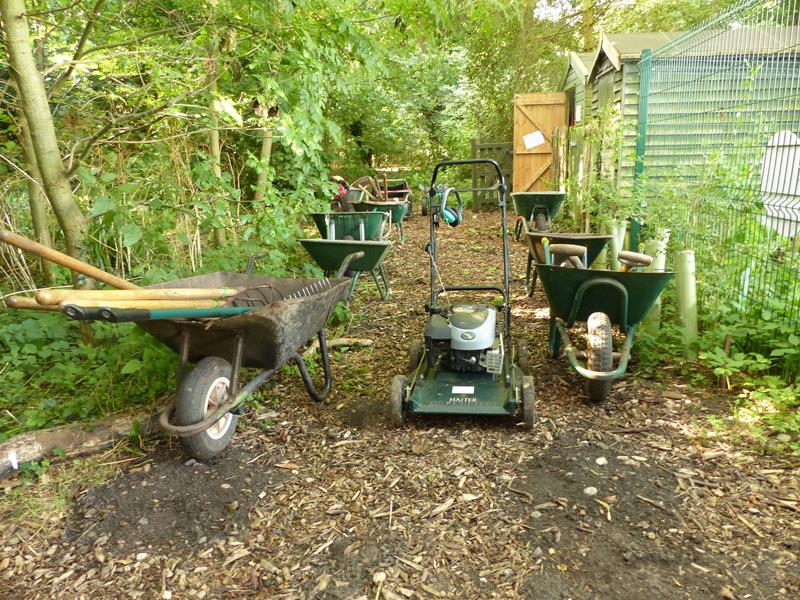 Gunton Woodland Community Project