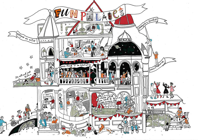 Fun Palaces are coming to Suffolk Libraries