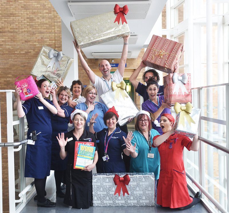 NNUH launches Send a Smile with Santa Christmas appeal