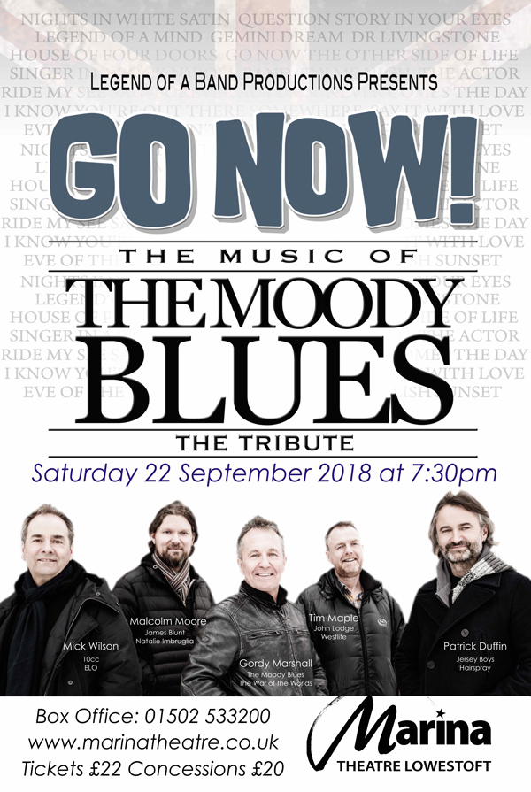 GO NOW The Moody Blues