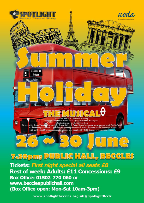 Summer Holiday Show Beccles