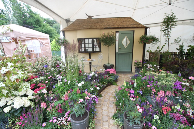 Aylsham charity garden show