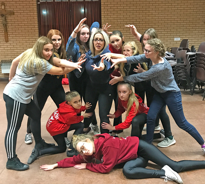 Beccles pantomime auditions