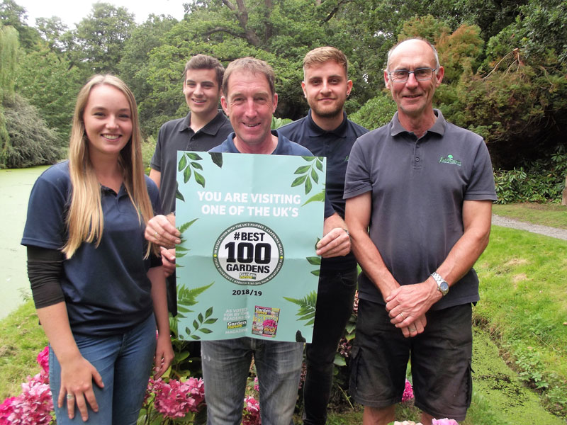 Best 100 Gardens