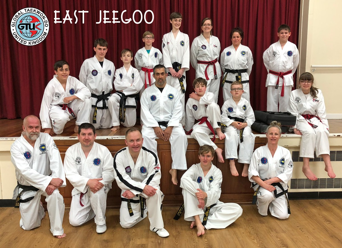 EAST JeeGoo Martial Art