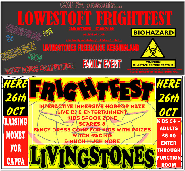 Lowestoft Frightfest