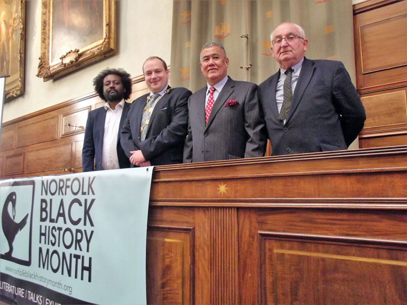 Norfolk Black History