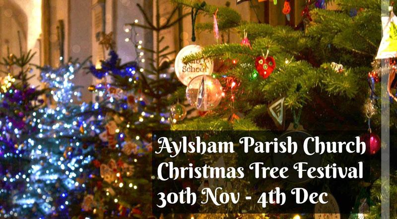 Aylsham Christmas Tree Festival