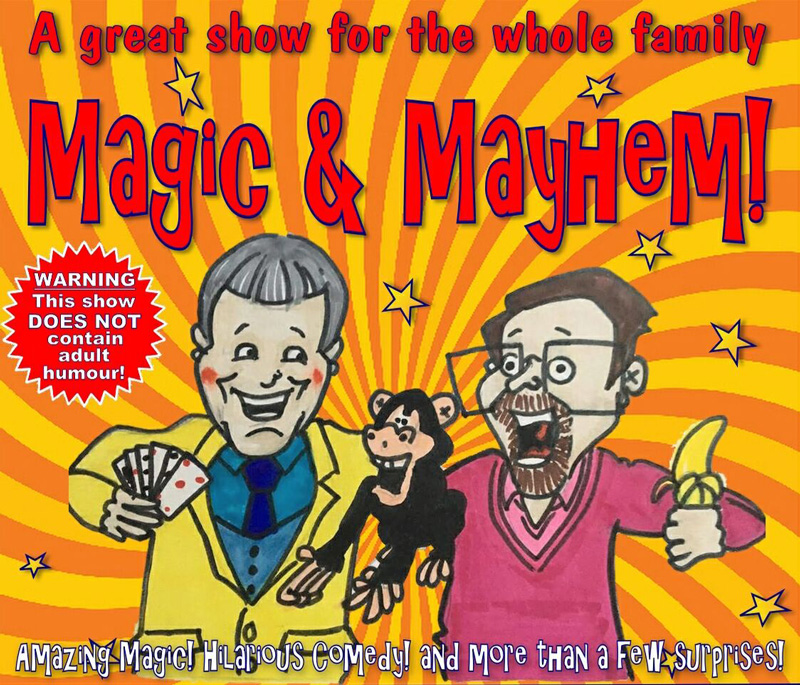 Magic & Mayhem
