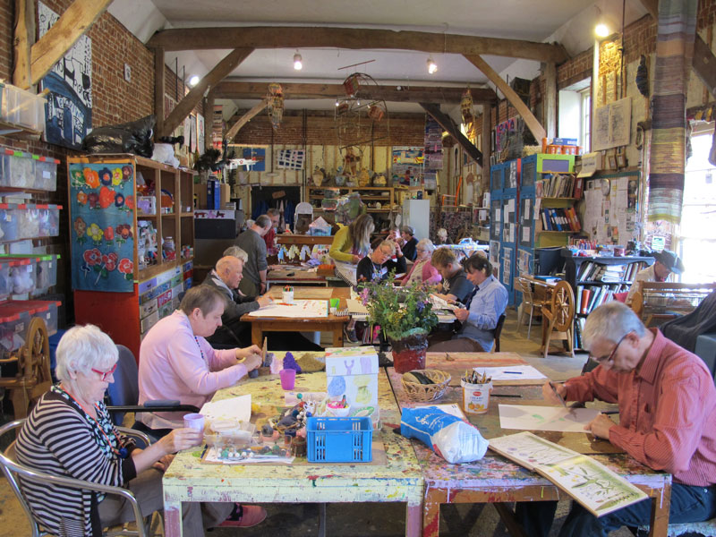 Norfolk & Norwich Open Studios