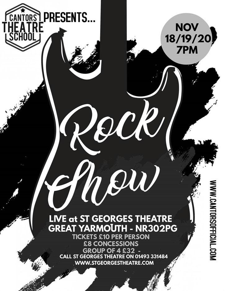 cantors rock show