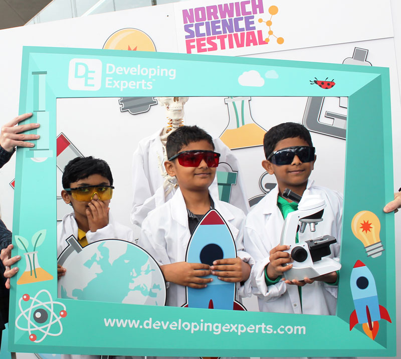 norwich science festival
