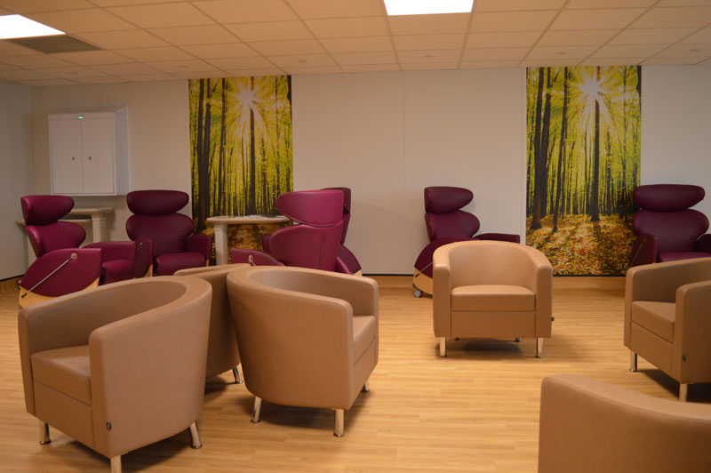 Discharge Suite at nnuh