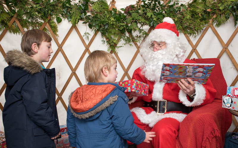 Visit Father Christmas