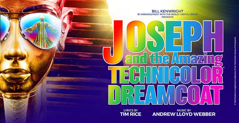 Amazing Technicolor Dreamcoat