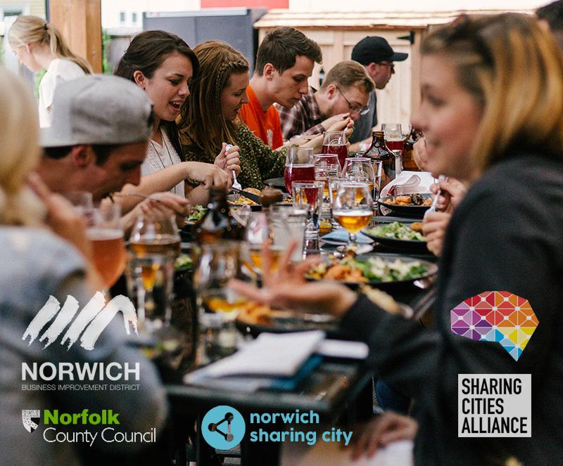 Norwich Sharing City