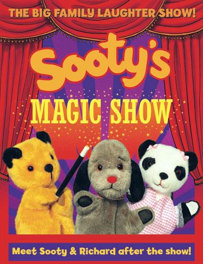 Sooty's Magic Show