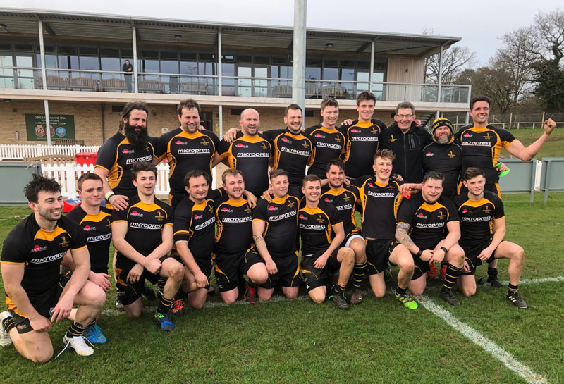 Southwold rugby team
