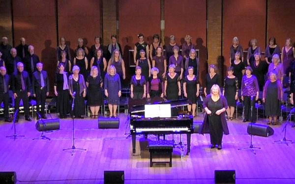 Upbeat Contemporary Choir