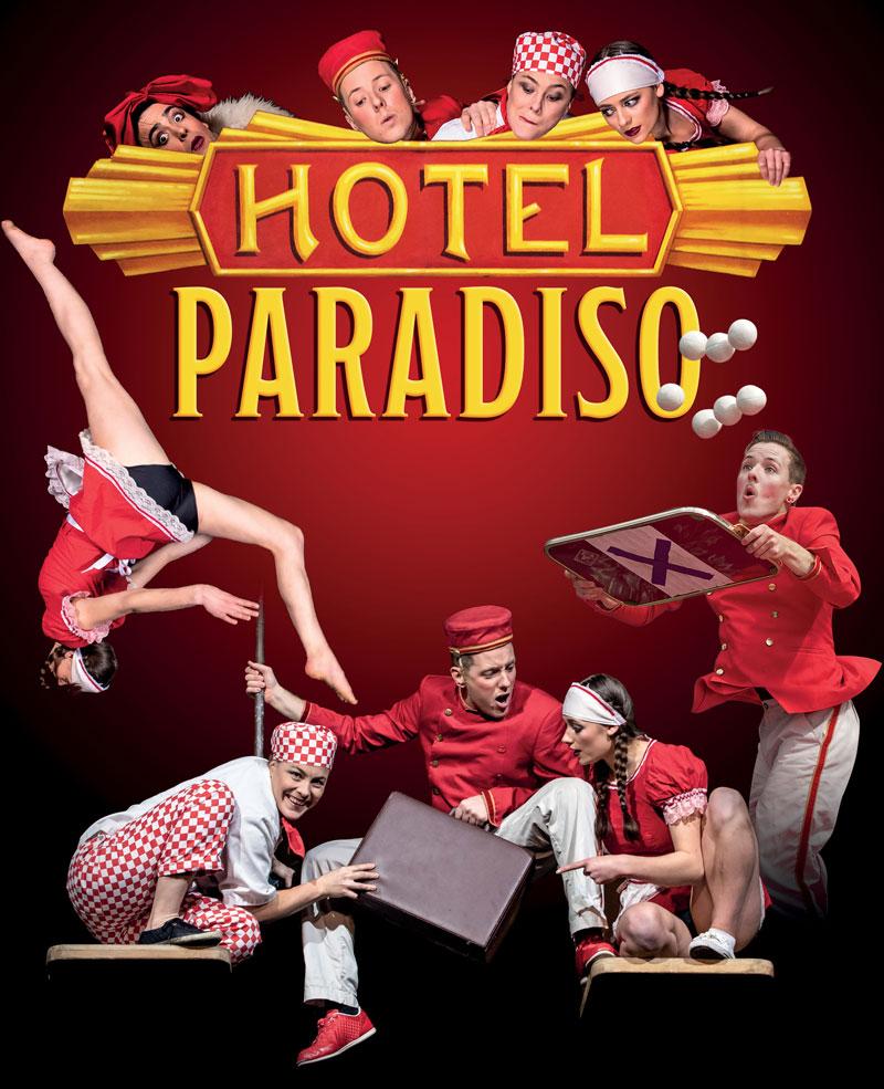 Hotel Paradiso in Ipswich